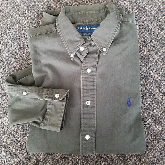 fc277550 Polo by Ralph Lauren Shirts | Polo Ralph Lauren Blake Long Sleeve ...